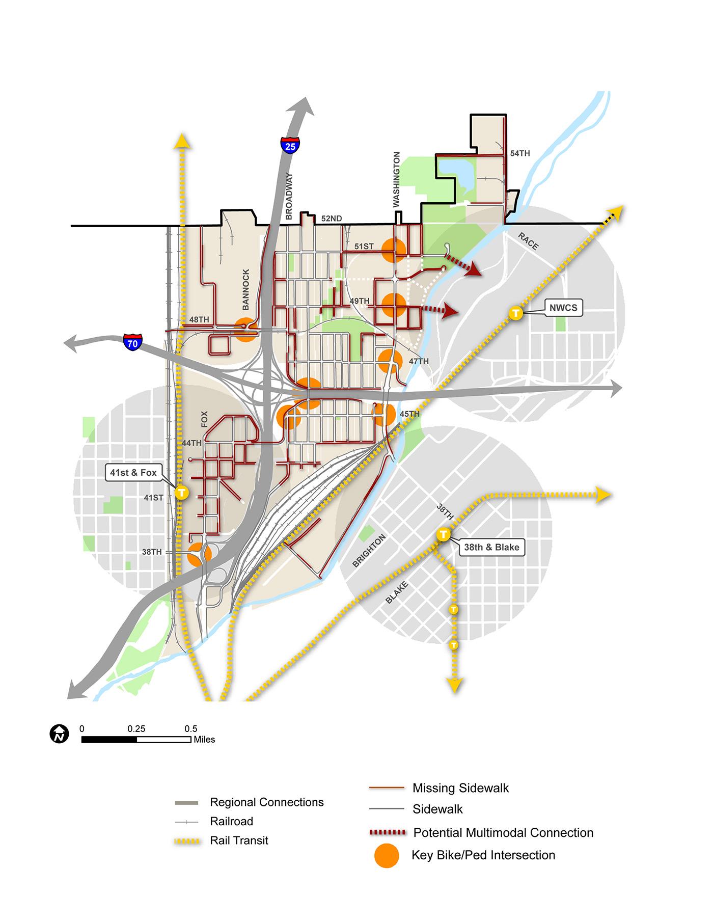 Zoningjpg - Denver Circled On Us Map